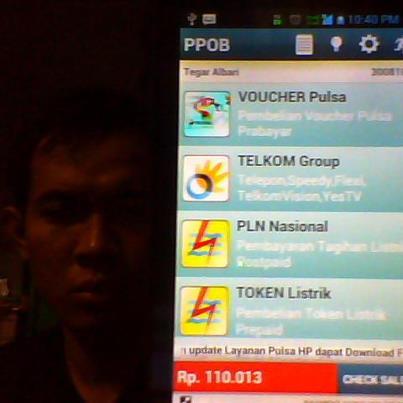 aplikasi ppob dengan android